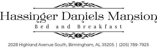 Hassinger Daniels Mansion Bed and Breakfast Logo